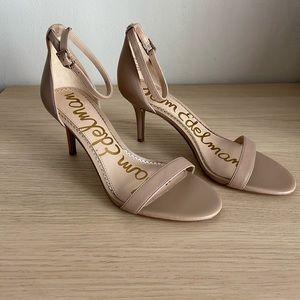 New Sam Edelman Patti Ankle Strap Sandal 7.5